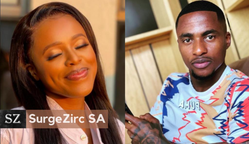 Natasha Thahane Shares Sweet Times With Thembinkosi Lorch In Cute Birthday Message (Video)-SurgeZirc SA