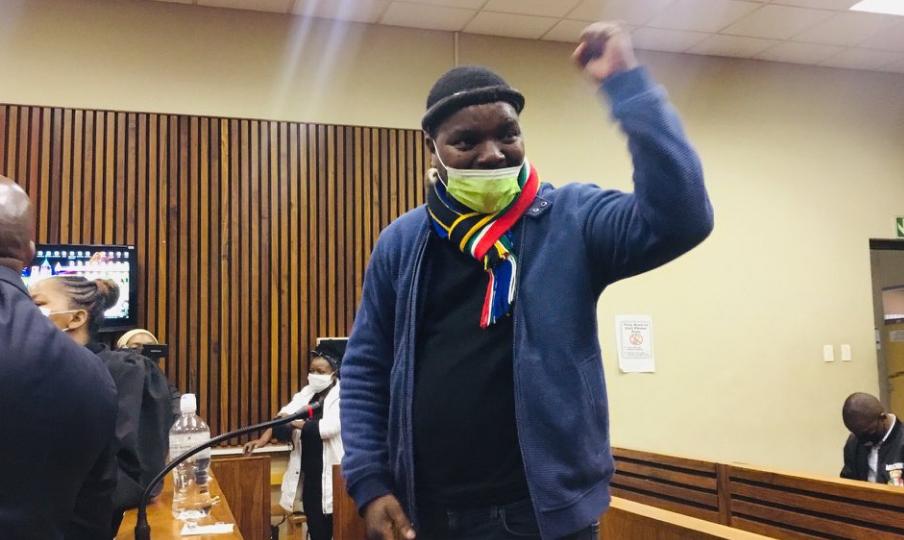 Former Ukhozi FM DJ And Zuma Loyalist Ngizwe Mchunu Released On Bail-SurgeZirc SA