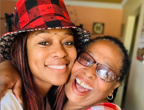 Nomzamo Mbatha Mourns Her Mom's Death In Sad Tribute Post-SurgeZirc SA