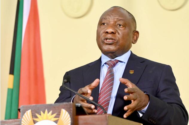 "Ramaphosa: ""Govt Looking To Introduce Vaccine Passports-SurgeZirc  SA"