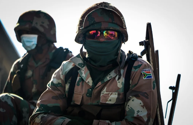 SANDF Deployed To Contain Violence In KZN And Gauteng (Video)-SurgeZirc SA