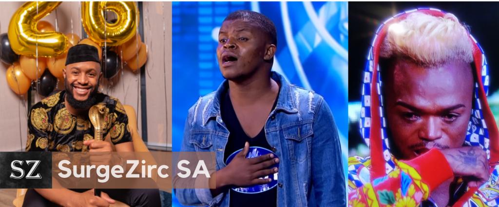 Was It Really Siya's Performance That Brought Somizi To Tears-SurgeZirc SA
