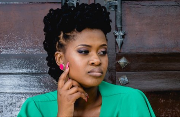 Zenande Mfenyana Slams Police Seizing Looted Foods From The Poor-SurgeZirc SA