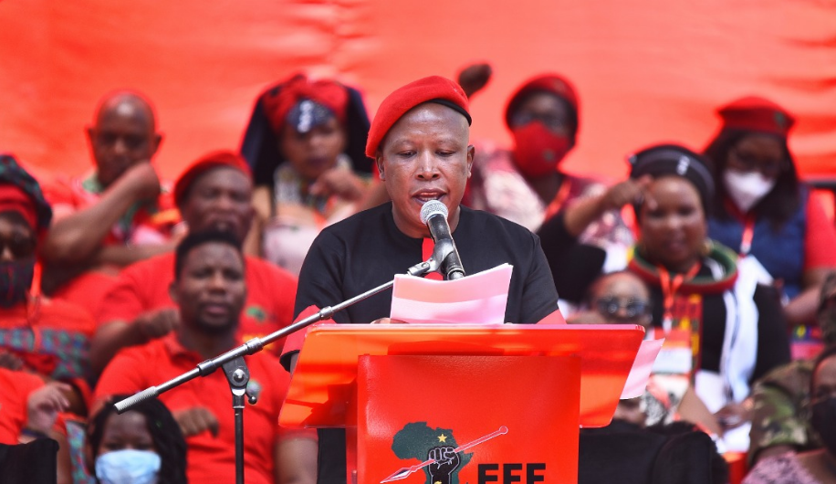 """Malema: """"ANC Government Must Put UK On Red For Colonialism""""-SurgeZirc SA"""