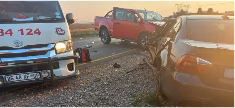 Six injured, Including Two Children In N14 Deadly Accident-SurgeZirc SA