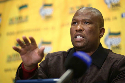 Oscar Mabuyane Orders His Lawyers To Stop Hawks Probe - SurgeZirc SA