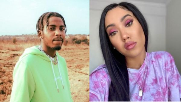 Ashleigh claims only dizzy girls date SA Rappers, Flvme hits back